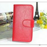 Flip Cover Funda Protector Blackberry Z10 Rojo Y Negro