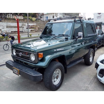 Toyota Land Crusier 1996 Blindaje 3 Gasollina 4.5 Cc
