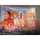 Chaplin Colorado Y El Chavo , Álbum Y 50 Sobres Hacete Colec