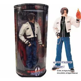 Kyo Kusanagi The King Of Fighters Coleccion Blue Box