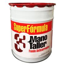 Super Formula 33 Mano Taller Fondo Anticorrosivo Rojo 19lt