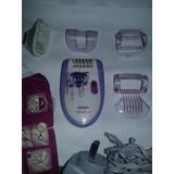 Depiladora Philips Satinelle Soft Con Manual Cable Accesorio