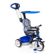 Triciclo Infantil Bebe  Super Reforzado Y Manija Direccional