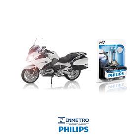 Lâmpada Moto Bluevision Philips H7 Bmw R 1200r Classic 4000k