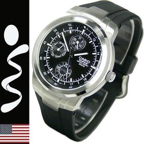 Reloj Casio Edifice Ef-305 Resiste Agua 100% Original Caja