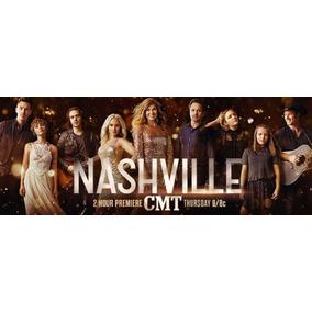Nashville - 1ª A 5ª Temporada Dublado Ou Legendado Hd