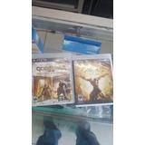 God Of War Ascencion Y God Of War Collection Originales Ps3