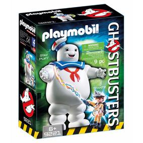 Playmobil 9921 Ghostbusters Marshmallow Stay Puft Malvavisco
