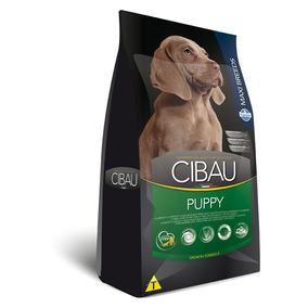 Cibau Maxi Breeds Para Cães Filhotes De Raças Grandes - 15