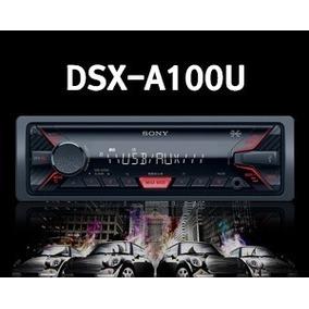 Autoestereo Sony Dsx-a100u Usb Mp3 Oferta Noviembre