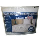Protector De Colchon Matrimonial De Luxe