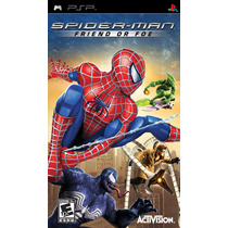 Patch - Spider-man Friend Or Foe- (psp E Ps Vita) E Pc