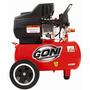 Compresor Goni 3.5 Hp Tanque 28 Lts. Herramienta Goni