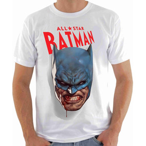Camisa, Camiseta Batman All Star Filmes, Quadrinhos