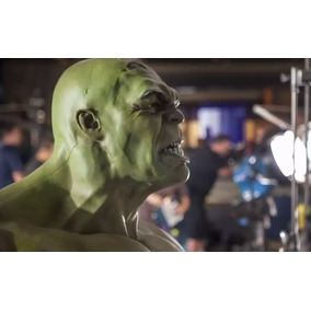 Hulk, Botarga, Disfraz, Escultura, Figura, Cosplay! Real