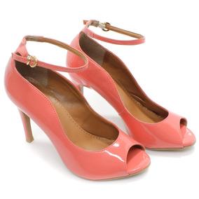 Sapato Zariff Shoes Peep Toe Várias Cores | Zariff