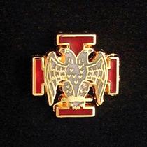 Pins Masonicos Mandil, Escuadra, Compas, Mason, Masoneria.: