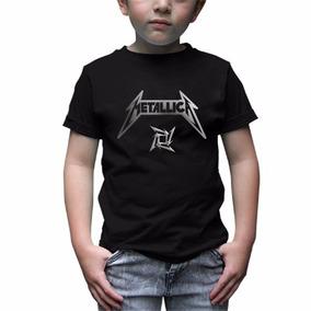 Metallica, Playera Infantil -envío Gratis-