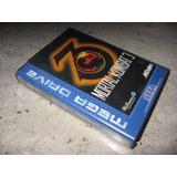 Mortal Kombat 3 Sega Megadrive Muy Buen Estado De Coleccion