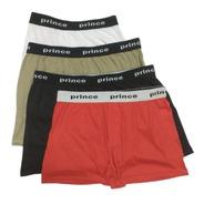 Boxer De Hombre Algodon Prince Talle Especial Pack X 03 Unid