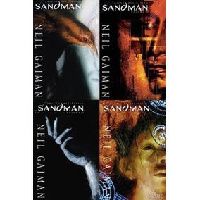 Sandman Definitivo - 1 Ao 4 - Novos Lacrados De Fábrica
