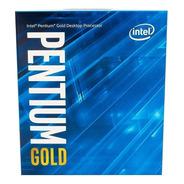 Procesador Intel Pentium G6400  4ghz Con Gráfica Integrada
