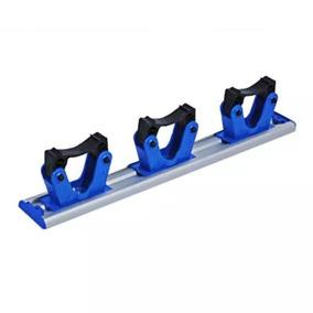 Organizador Para 3 Acessórios Azul, Mvoa03az - Bralimpia