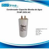 Condensador Capacitor Bomba De Agua Motor Eléctrico Varios