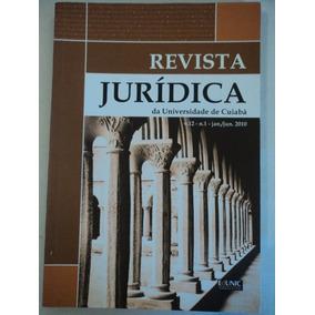 Livro-revista Jurídica:da Universidade De Cuiabá:vol.12.n.1