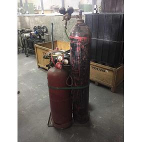 Maquina Solda Oxigenio E Acetileno