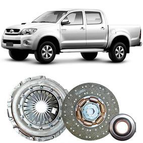 Kit Embreagem Toyota Hilux 2.5 3.0 2005 A 2016 Sachs