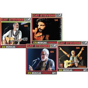 Cat Stevens Cd Discografia Com 838 Músicas