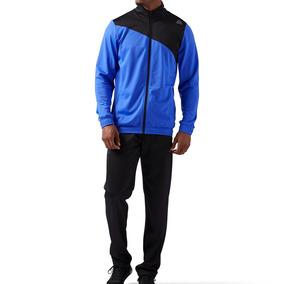 Conjunto Pants Con Sudadera Tricot Hombre Reebok Cd5536