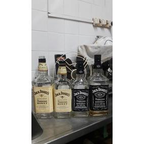 Botellas Vacias Jack Daniels Negra Y Honey