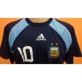 Camisa Da Seleção Argentina