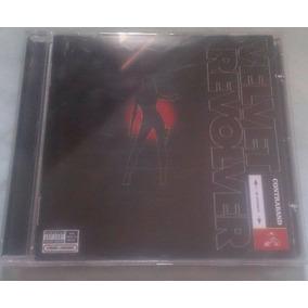Velvet Revolver - Contraband (original Em Perfeito Estado)
