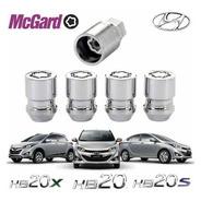 Trava Antifurto Para Rodas Parafuso Mcgard Hyundai Hb20 2013 2014 2015 2015 2016 2017 2018 2019 2020