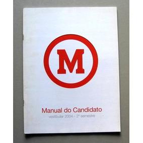 Mackenzie - Manual Do Candidato - 2004