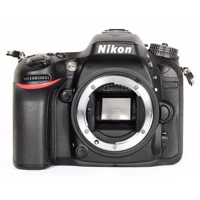 Câmera Nikon D7100 Tela 3.2 Dx 24.1 Mp Full Hd (só Corpo)