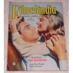 Filmelândia Nº 92 - Jul/1962 - Aconteceu Num Apartamento