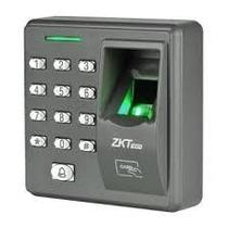 Zk X7 Biometrico Control De Acceso + Proximidad