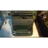 Antigua Maquina De Escribir Remington.
