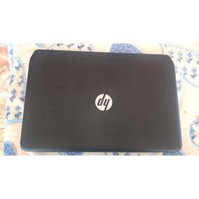 Notebook Hp15-g059vm A8 X4 8giga Hd750 Video Amd R5 Toch