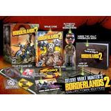 Borderlands 2 Deluxe Vault Hunter's Edition -xbox 360