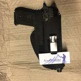 Funda De Pistola O Revolver Para Interior Y Exterior Cordura