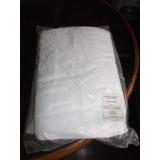 Set De 4 Toallas Blancas Con Diseño ¡¡nuevos!!!