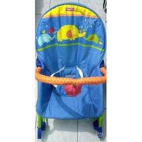 Cadeira Fisher Price - Vibra E Toca