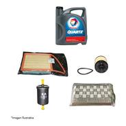 Kit De 4 Filtros Y Aceite Peugeot 208