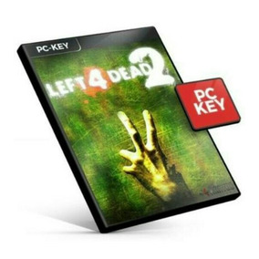 Left 4 Dead 2 Pc Steam Key Cd Global I Português I Envio Já