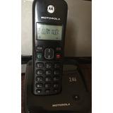 Teléfono Inalámbrico Motorola 2.4 Ghz